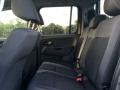 2016 Volkswagen Amarok Back Seats