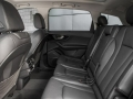 2017 Audi Q7 SUV Back Seats