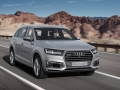 2017 Audi Q7 SUV On the road