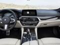 2017 BMW 5 Series Dashboard