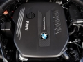 2017 BMW 5 Series Engine
