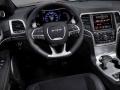2017 Jeep Grand Cherokee SRT8 Hellcat Dashboard