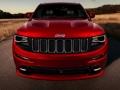 2017 Jeep Grand Cherokee SRT8 Hellcat Front