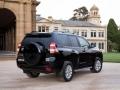 2017 Toyota Land Cruiser Rear