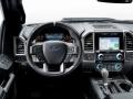 2018 Ford Raptor Control panel