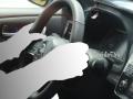 2018 Nissan Leaf steering wheel