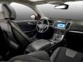 2019 Ford Edge interior