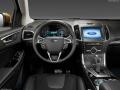 2019 Ford Edge steering wheel