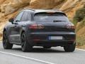 2018 Porsche Macan taillights