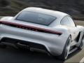Porsche Mission E Rear