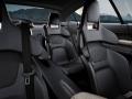 Porsche Mission E Seats