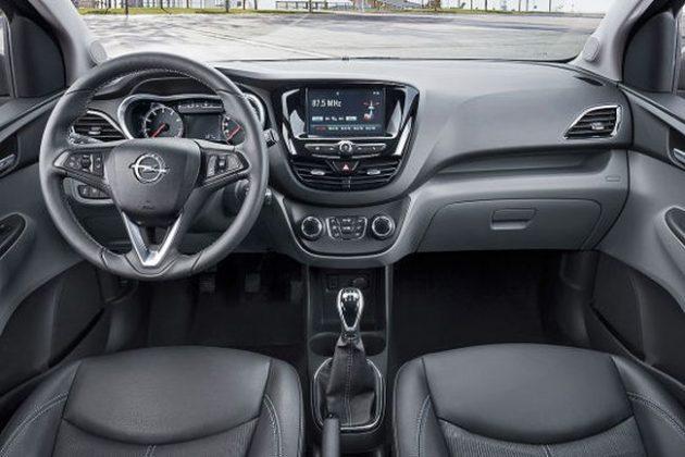 2015 Opel Karl Interior