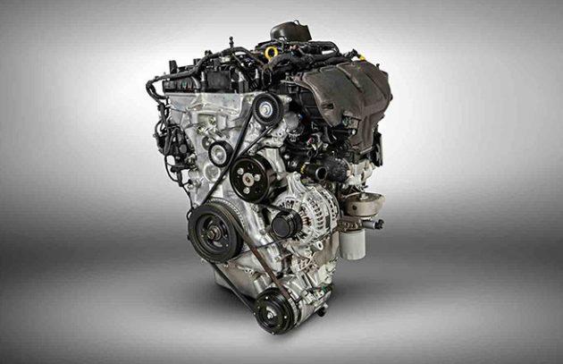 2016 Ford B Max Engine