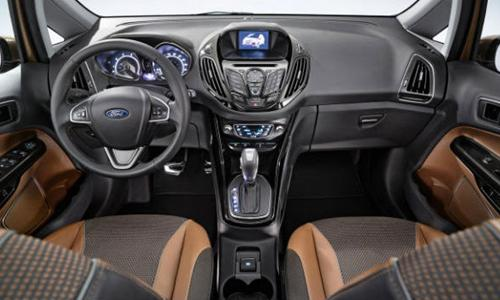 2016 Ford B Max Interior