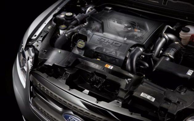 2016 Ford Escape Engine