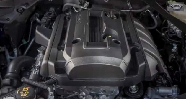 2016 Ford Focus Engine