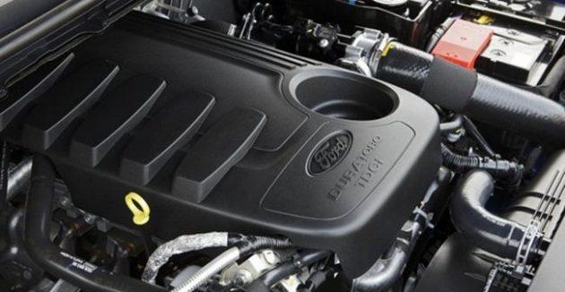 2016 Ford Ranger Wildtrak Engine