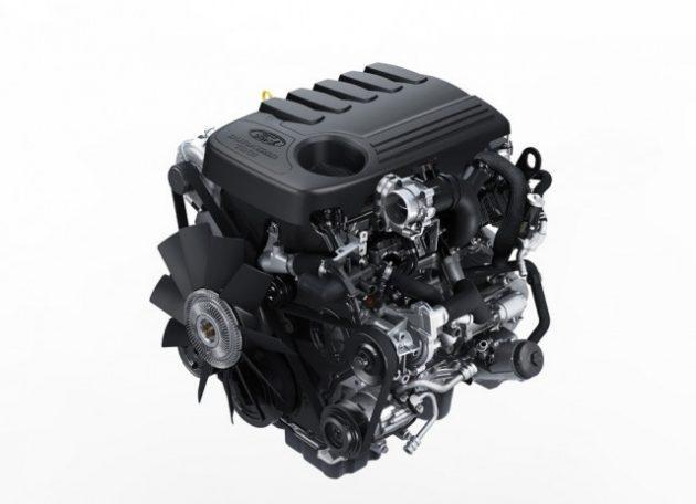 2016 Ford Tourneo Engine