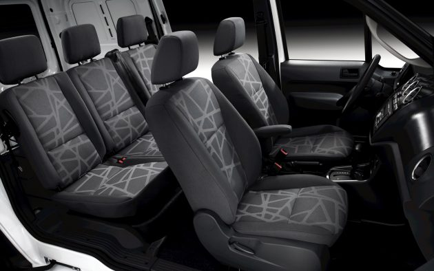 2016 Ford Tourneo Interior