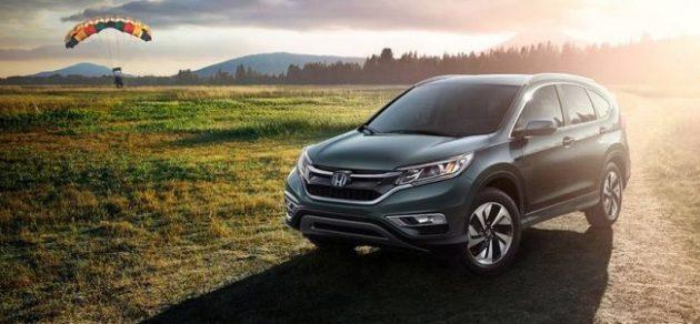 2016 Honda CRV Nature