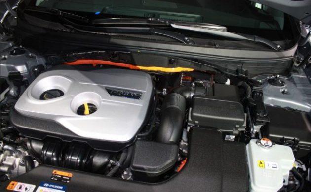 2016 Hyundai Sonata Engine
