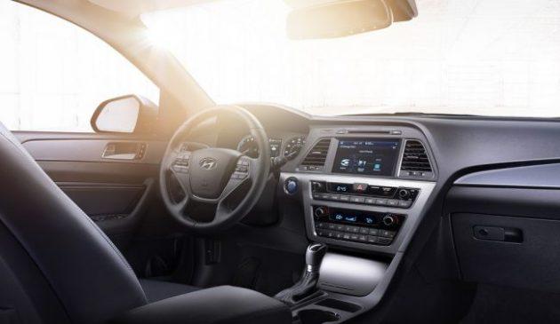 2016 Hyundai Sonata Interior