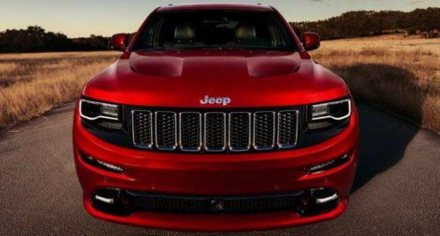 2016 Jeep SRT8 Hellcat