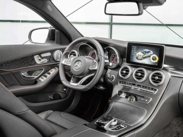 2016 Mercedes-Benz C450 AMG Interior
