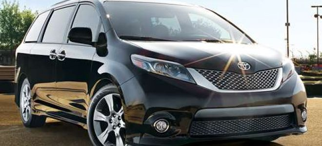 2016 Toyota Sienna van release date, price, redesign, specs