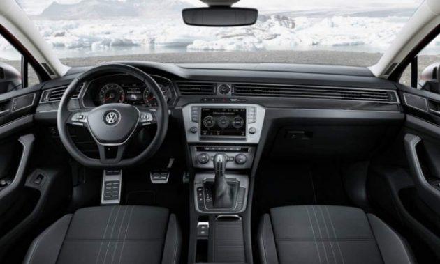 2016-Volkswagen-Passat-Interior