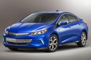 2016 Chevrolet Volt electric car review, changes
