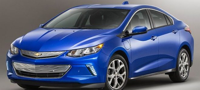 2016 Chevrolet Volt electric car review, changes