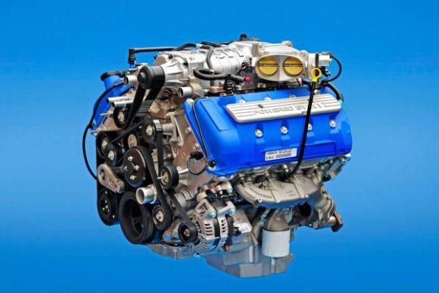 2017 Ford Ranger Engine