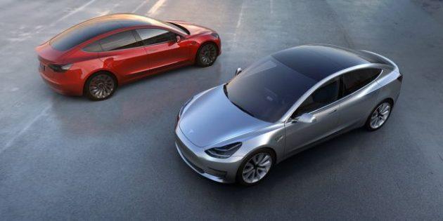 2017 Tesla Model 3 2x