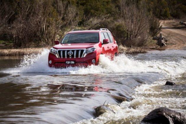 2017 Toyota Land Cruiser Creek