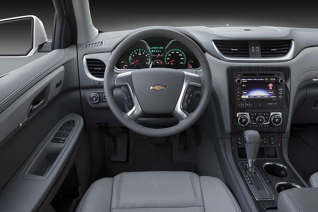 2016 Chevrolet Traverseltz 013