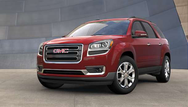 2016 Gmc Acadia Colors Crimson Red Tintcoat