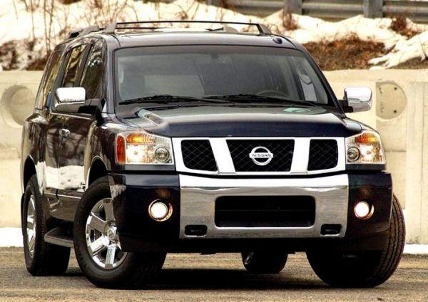 2016 Nissan Armada 8