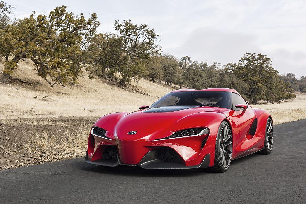 2016 Toyota Supra Ft1 03