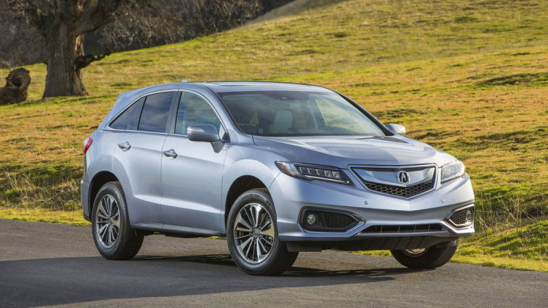 Design Changes The 2018 Acura Rdx