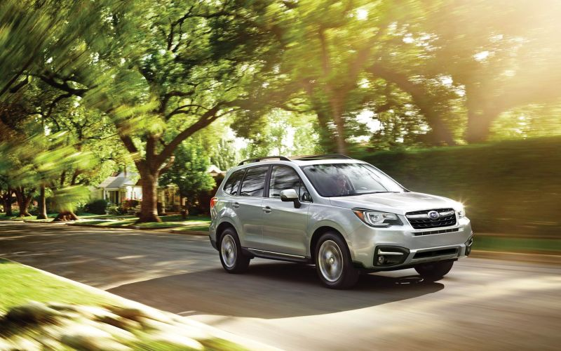 2018 Subaru Forester Release Date Redesign Hybrid Review