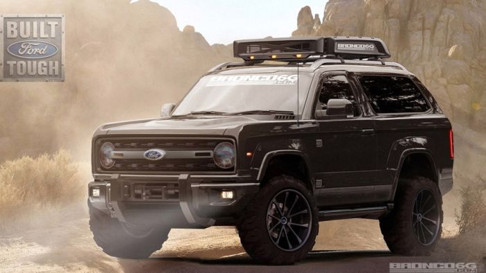 2020 Ford Bronco Price, Specs, Interior, Release date