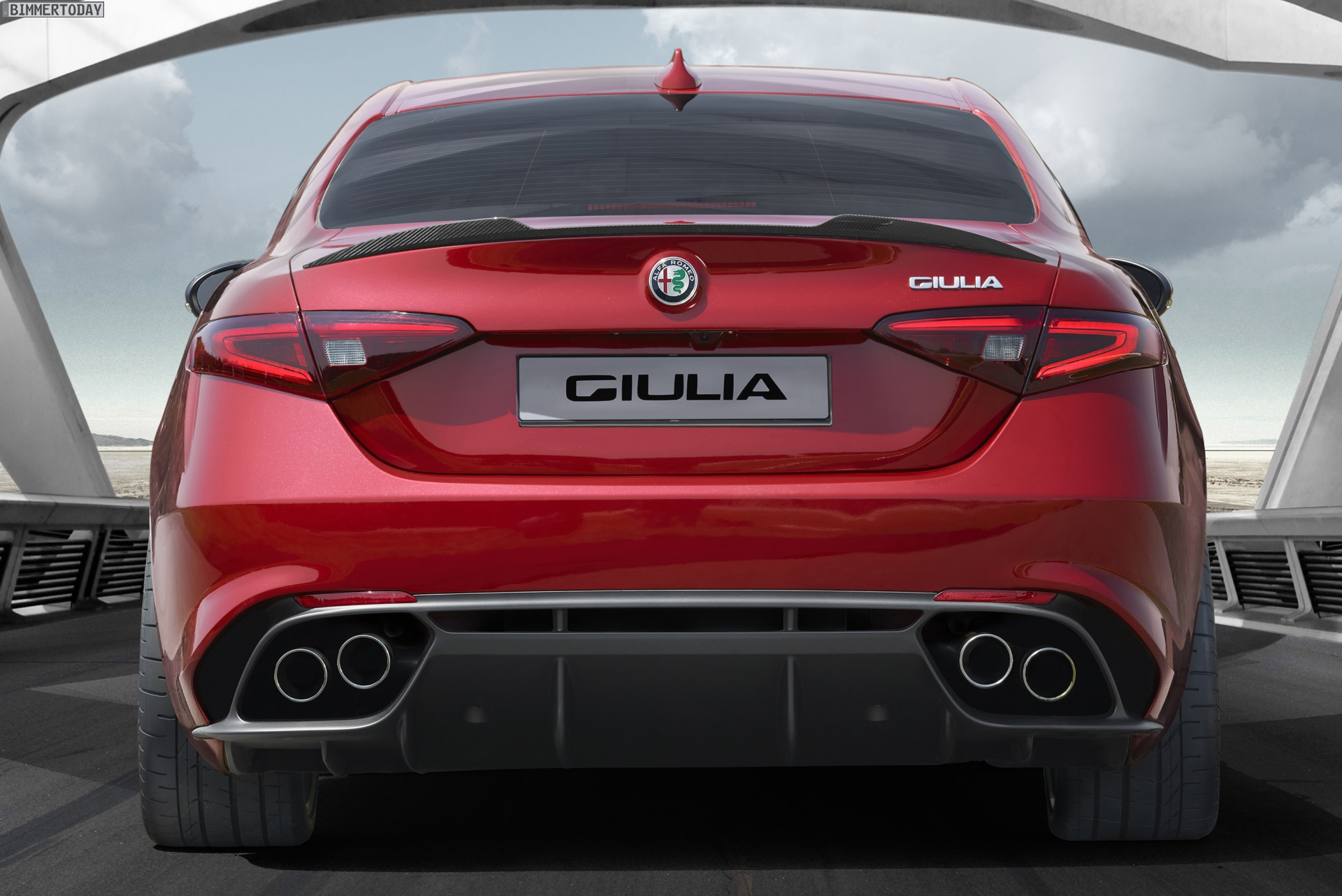 2016 Alfa Romeo Giulia Price And Specifications