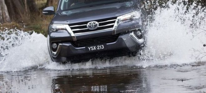 2016 Toyota Fortuner Specs, Pictures, Interior, Review, Thai