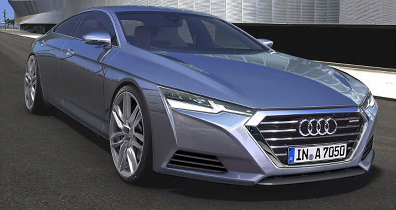 2017 Audi A7 Release Date Price Specs News