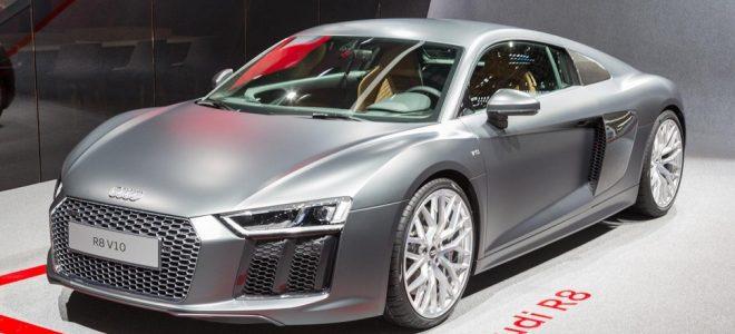 Audi R Interior Exterior Engine Review Specs Pictures - Audi r8 engine