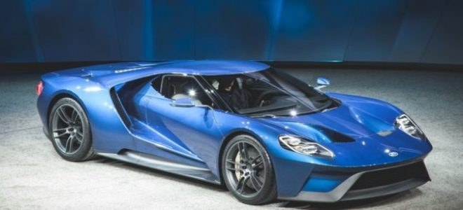 Ford Gt Supercar Price