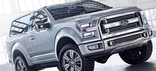 2017 Ford Bronco Price Release Date Specs