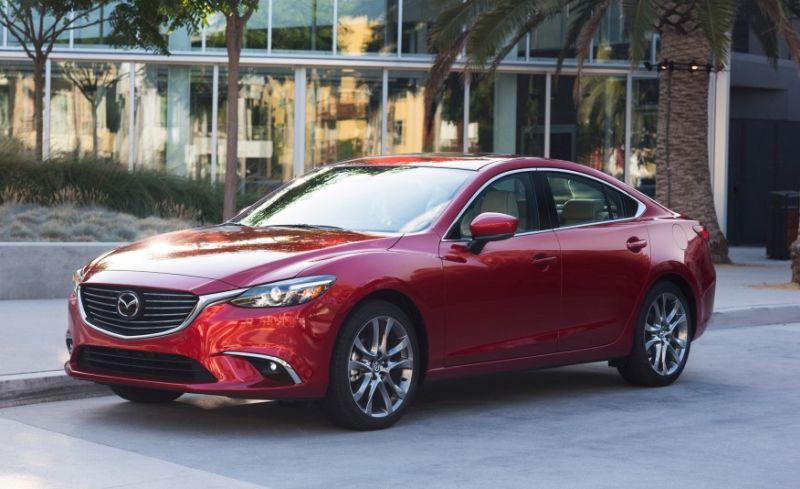 Mazda 6 2016 release date