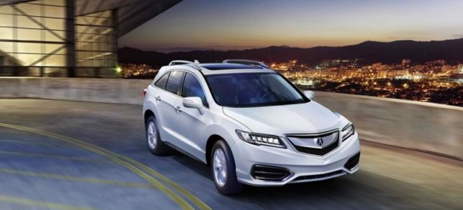 2018 Acura Rdx Redesign Release Date